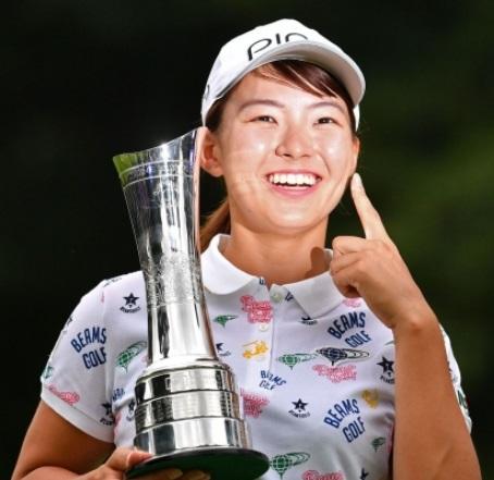渋野日向子が全英女子ゴルフで初出場で初優勝