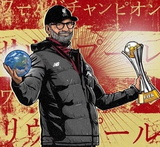 リバプールがワールドチャンピオン