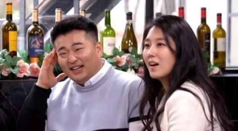 イウォンイルとキムユジン